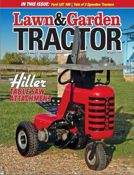 Vintage Tractor Magazine 118