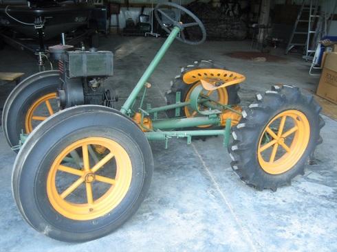 Rare Garden Tractors