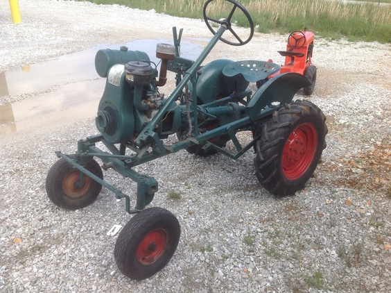 Page Garden Tractor $sold