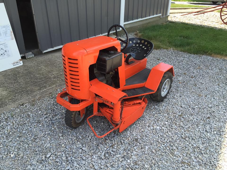 Gardentractors for sale rare garden tractors for Used garden tractors for sale near me