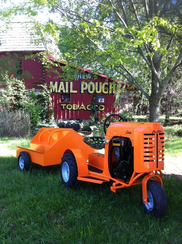 Vintage Lawn And Garden Tractors : Gardentractors for sale rare garden tractors